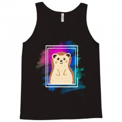 the spring hedgehog Tank Top | Artistshot
