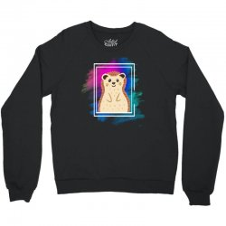 the spring hedgehog Crewneck Sweatshirt | Artistshot