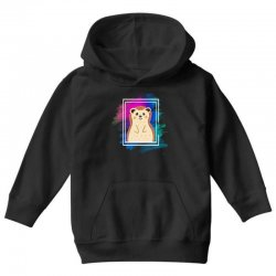 the spring hedgehog Youth Hoodie | Artistshot