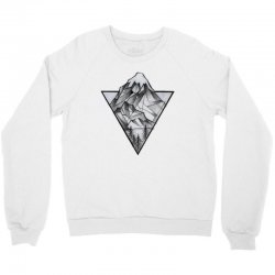 triangle mountain Crewneck Sweatshirt | Artistshot