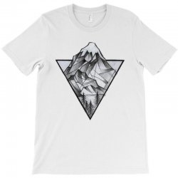 triangle mountain T-Shirt | Artistshot