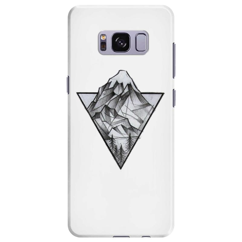 Triangle Mountain Samsung Galaxy S8 Plus Case | Artistshot