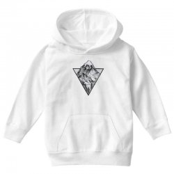 triangle mountain Youth Hoodie | Artistshot