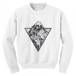 triangle mountain Youth Sweatshirt | Artistshot