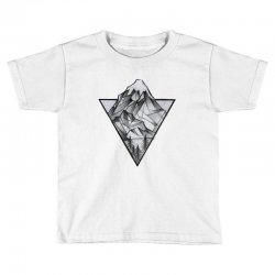 triangle mountain Toddler T-shirt | Artistshot