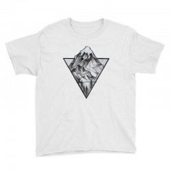 triangle mountain Youth Tee | Artistshot