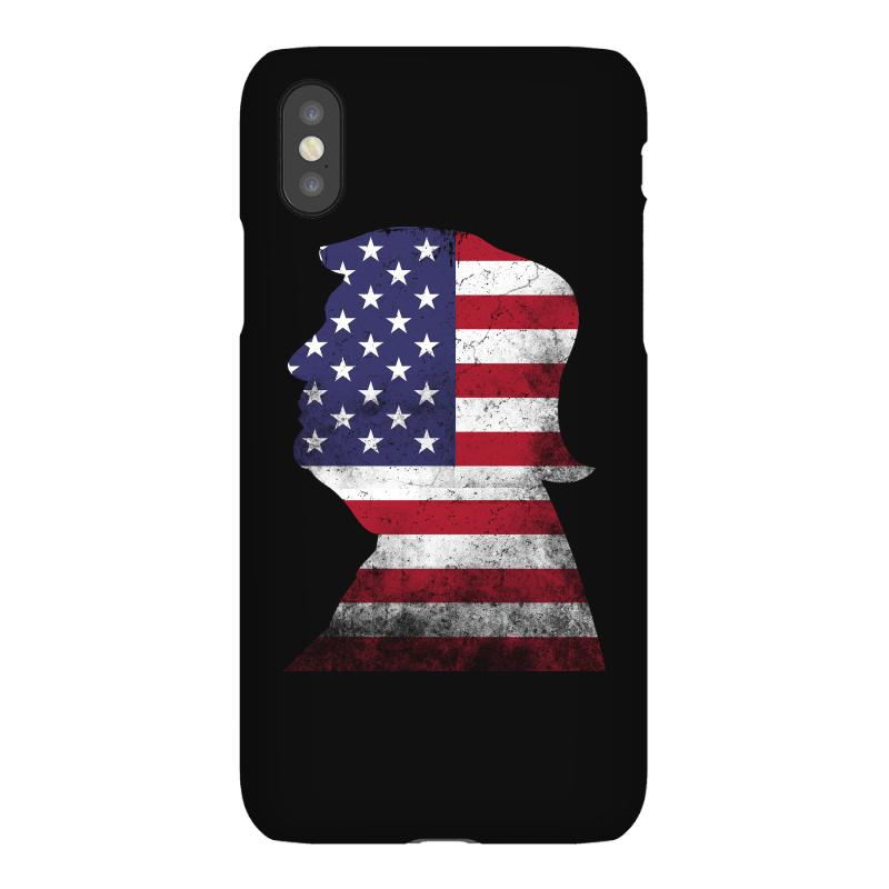 Trump And American Boarder Iphonex Case | Artistshot