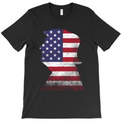 trump and american boarder T-Shirt | Artistshot