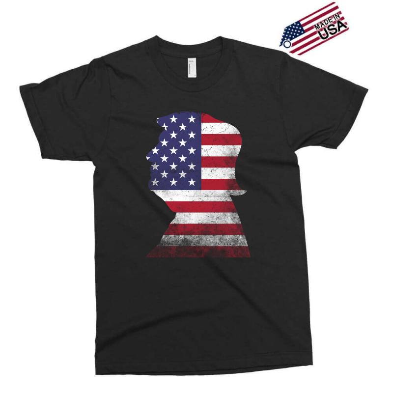 Trump And American Boarder Exclusive T-shirt | Artistshot