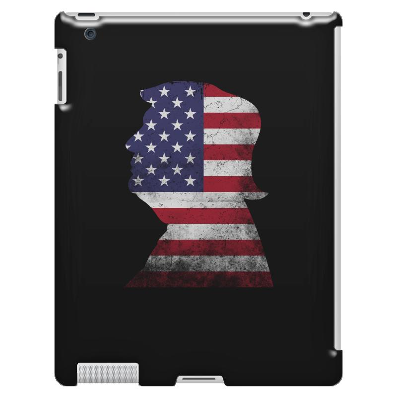 Trump And American Boarder Ipad 3 And 4 Case | Artistshot