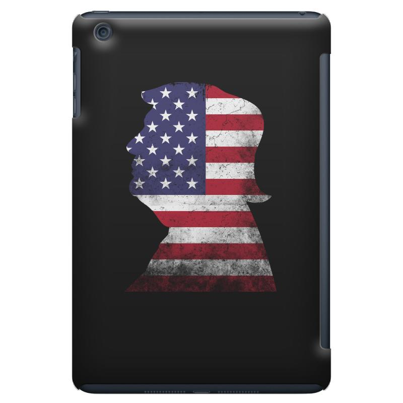 Trump And American Boarder Ipad Mini Case | Artistshot