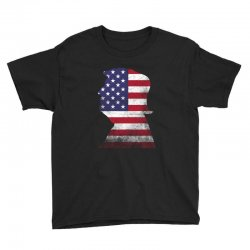 trump and american boarder Youth Tee | Artistshot
