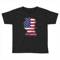 trump and american boarder Toddler T-shirt | Artistshot