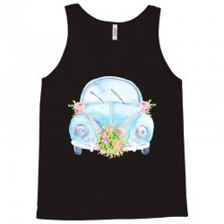 wedding car Tank Top | Artistshot