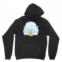 wedding car Unisex Hoodie | Artistshot