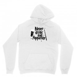 never drink and apparate1 Unisex Hoodie | Artistshot