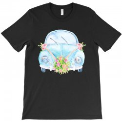 wedding car T-Shirt | Artistshot