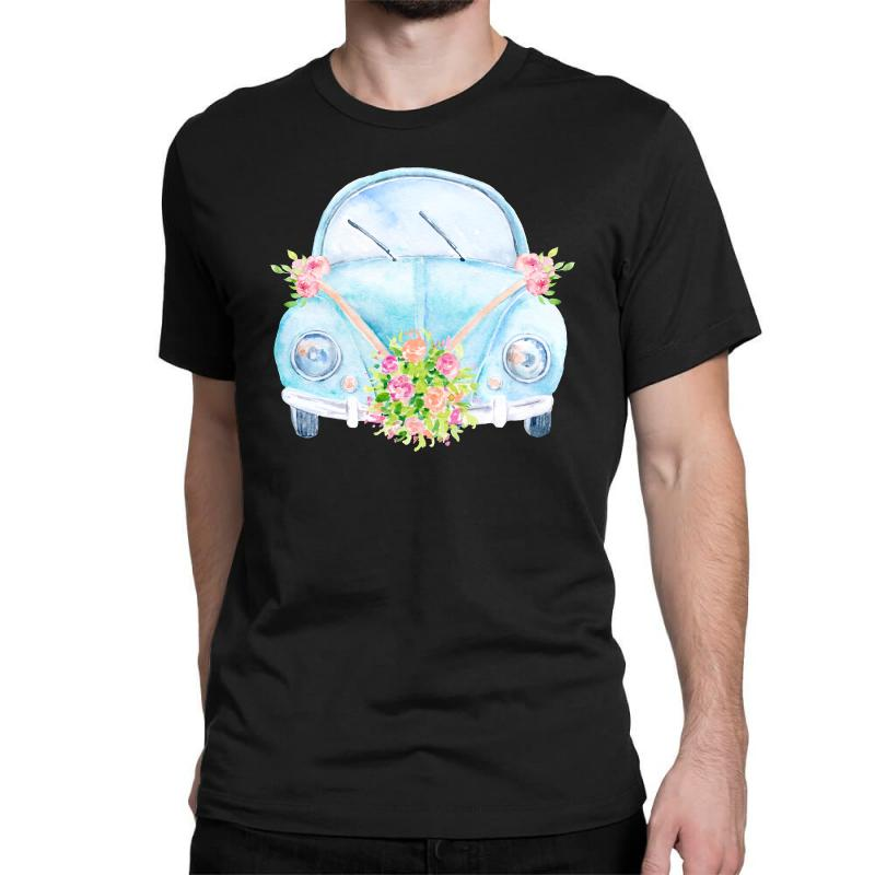 Wedding Car Classic T-shirt | Artistshot