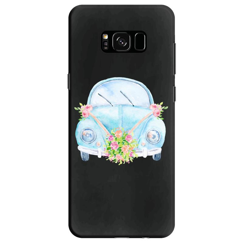 Wedding Car Samsung Galaxy S8 Case | Artistshot