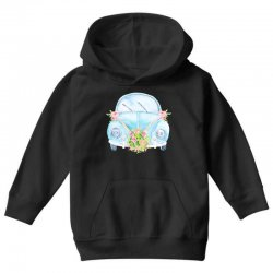 wedding car Youth Hoodie | Artistshot