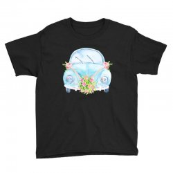 wedding car Youth Tee | Artistshot