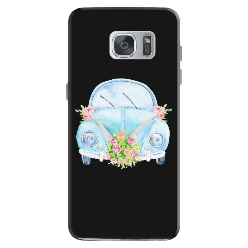 Wedding Car Samsung Galaxy S7 Case | Artistshot
