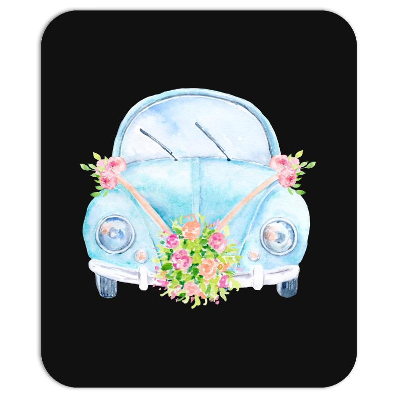 Wedding Car Mousepad | Artistshot