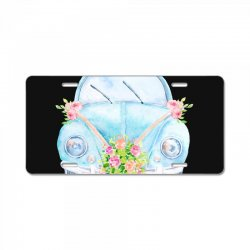 wedding car License Plate | Artistshot