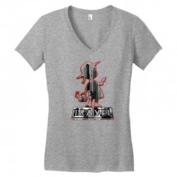 travel city Women's V-Neck T-Shirt | Artistshot