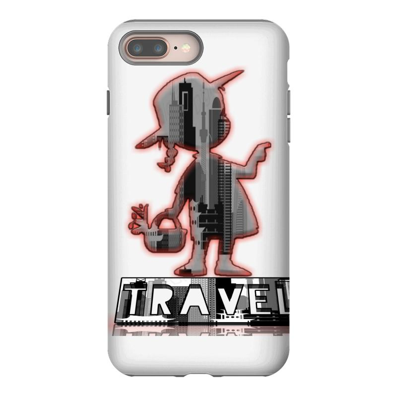 Travel City Iphone 8 Plus Case | Artistshot