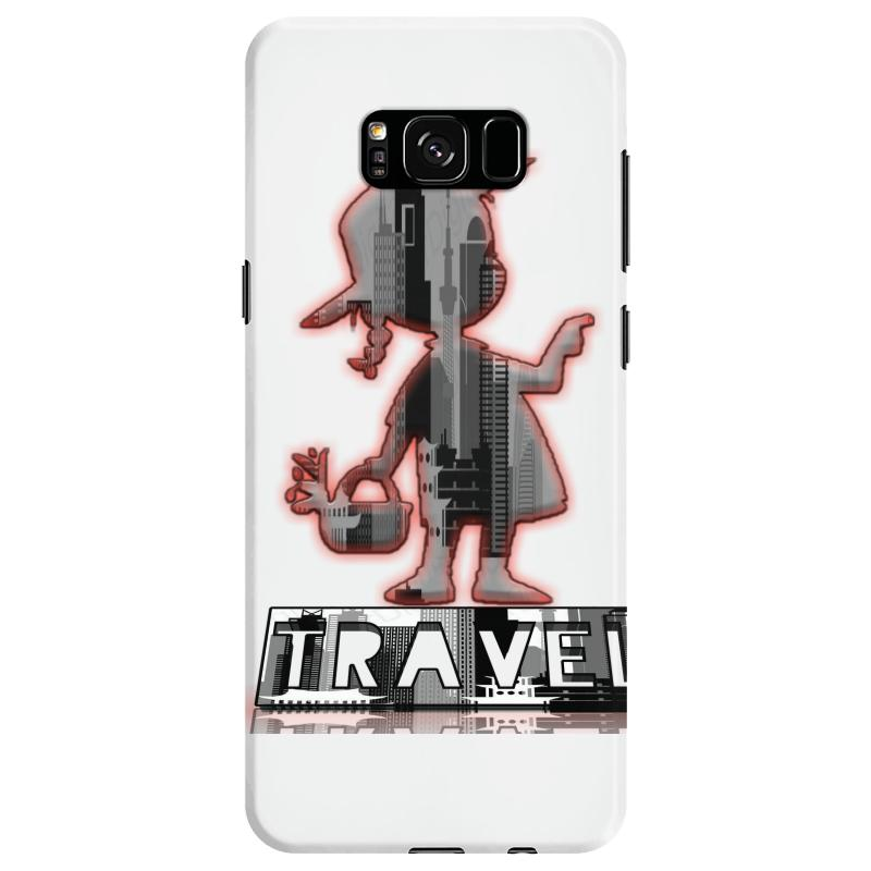 Travel City Samsung Galaxy S8 Case | Artistshot