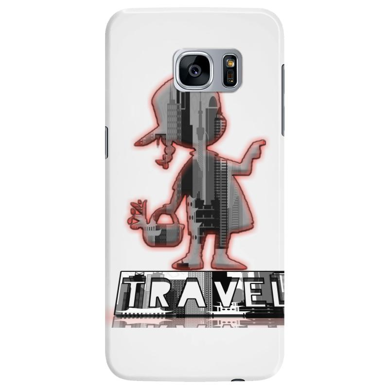 Travel City Samsung Galaxy S7 Edge Case | Artistshot