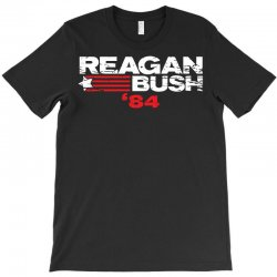 reagan bush T-Shirt | Artistshot