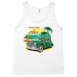 welcome to cuba Tank Top | Artistshot