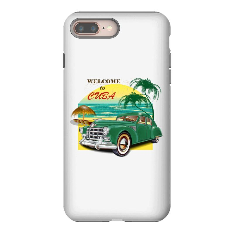 Welcome To Cuba Iphone 8 Plus Case | Artistshot