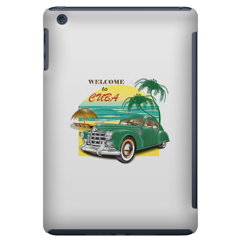 Welcome To Cuba Ipad Mini Case | Artistshot