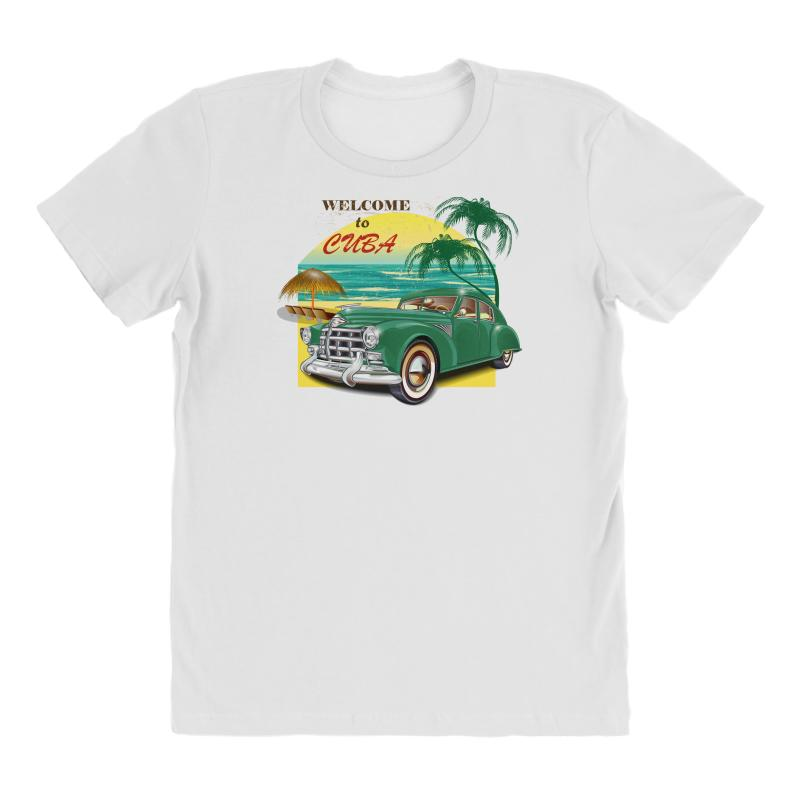 Welcome To Cuba All Over Women's T-shirt | Artistshot