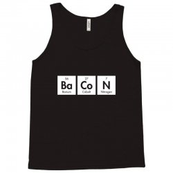 the elements of bacon Tank Top | Artistshot