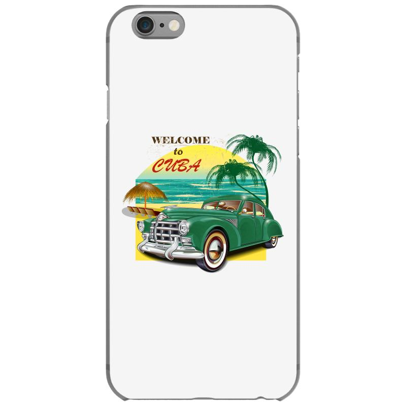 Welcome To Cuba Iphone 6/6s Case | Artistshot