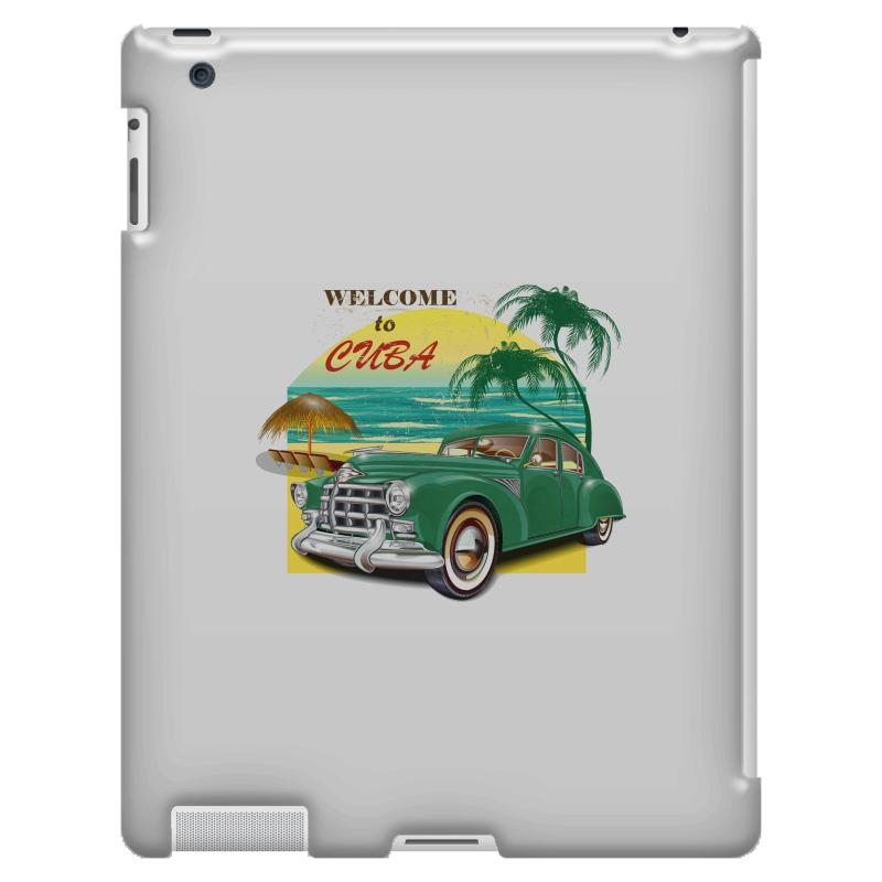 Welcome To Cuba Ipad 3 And 4 Case | Artistshot