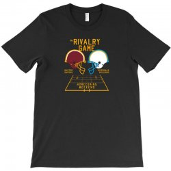 the rivalry game new T-Shirt | Artistshot