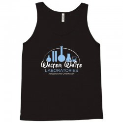 walter white laboratories Tank Top | Artistshot