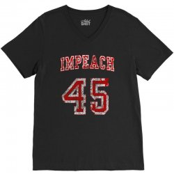 america needs to impeach V-Neck Tee | Artistshot