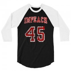 america needs to impeach 3/4 Sleeve Shirt | Artistshot