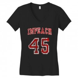 america needs to impeach Women's V-Neck T-Shirt | Artistshot