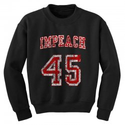 america needs to impeach Youth Sweatshirt | Artistshot