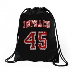 america needs to impeach Drawstring Bags | Artistshot