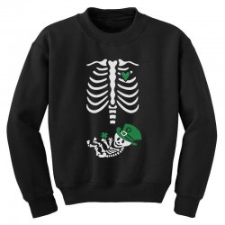 baby skeleton Youth Sweatshirt | Artistshot