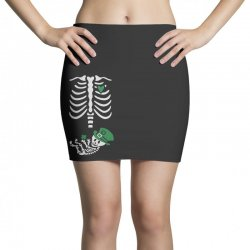 baby skeleton Mini Skirts | Artistshot