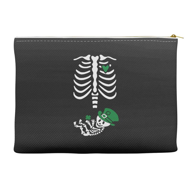 Baby Skeleton Accessory Pouches | Artistshot